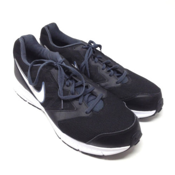 Nike Downshifter 6 Mens Black Running Shoes 14